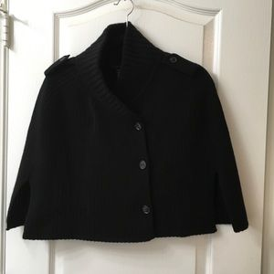 Theory Wool and cashmere  cape
